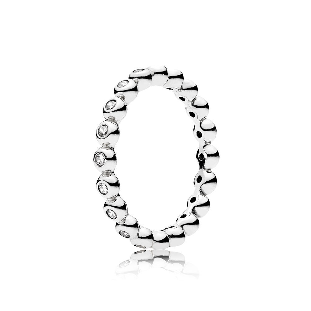 For eternity ring clear cz pandora jewelry us for eternity ring clear cz biocorpaavc Gallery