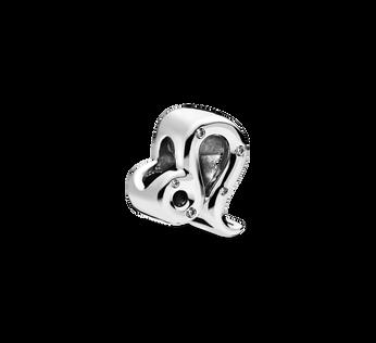 Sparkling Leo Zodiac Charm