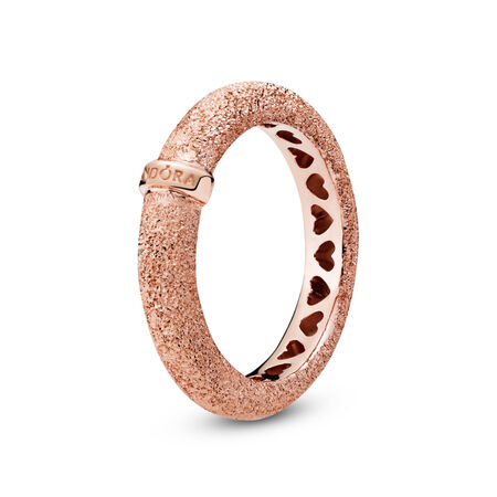 Matte Brilliance Ring, Pandora Rose™