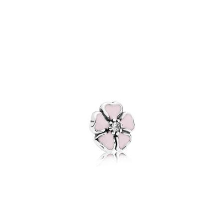 Cherry Blossom Petite Locket Charm