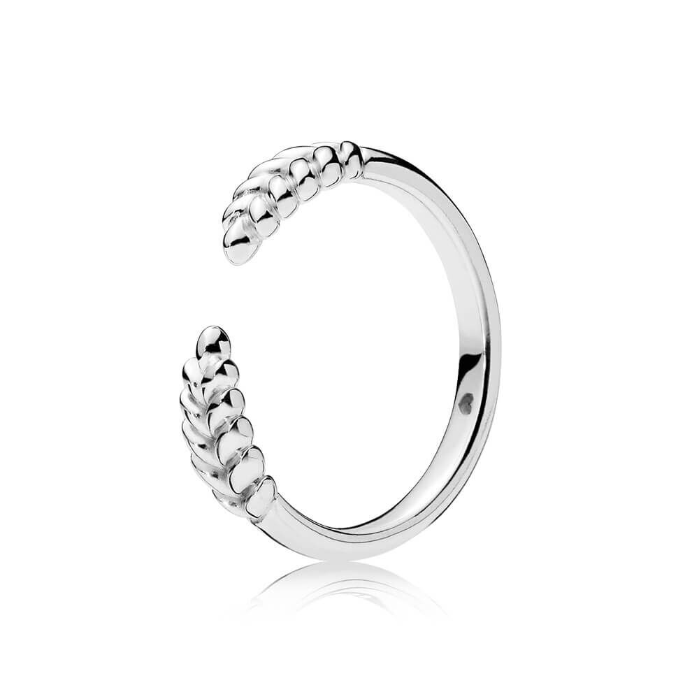 Open Grains Ring Pandora Jewelry Us