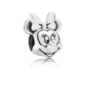 Disney, Minnie Portrait Charm