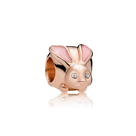 Cute Bunny Charm Pandora Rose Pandora Jewelry Us