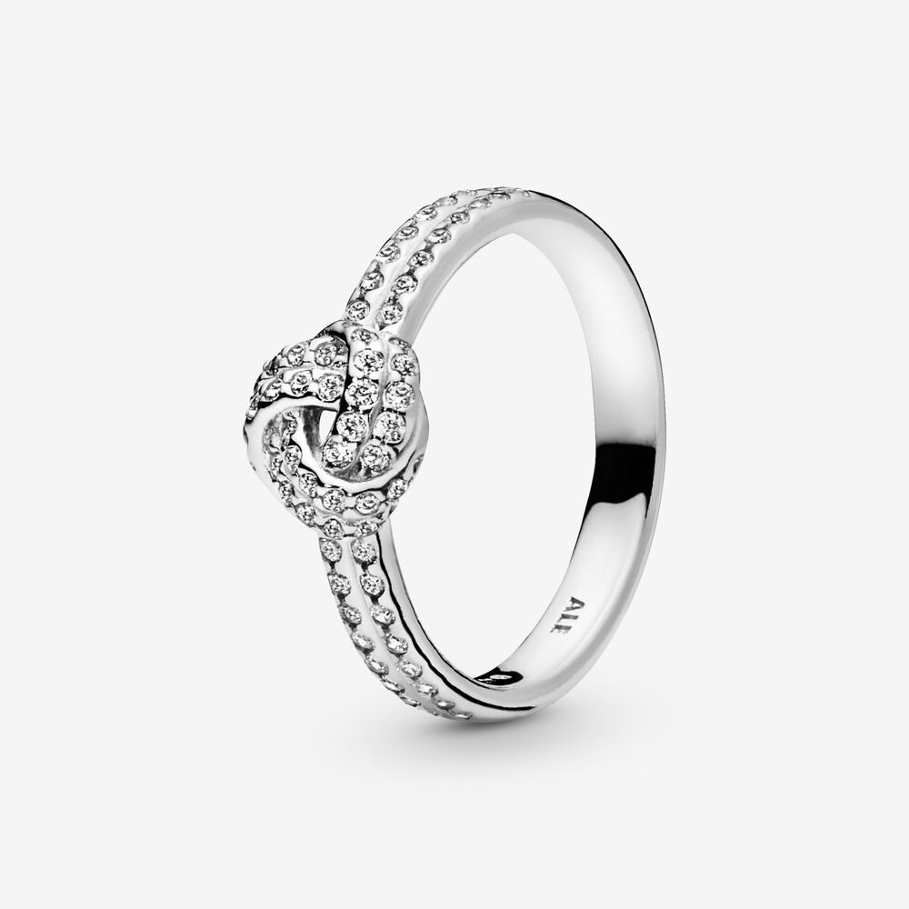 pandora love knot charm meaning