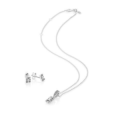 Luminous Ice Necklace Gift Set