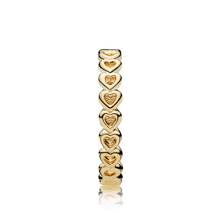 Linked Love Ring, PANDORA Shine™