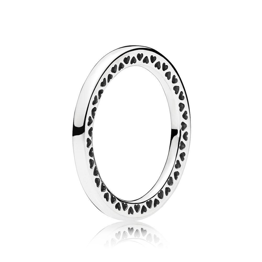 Classic Hearts Of Pandora Ring Pandora Jewelry Us
