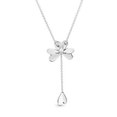 Lucky Four-Leaf Clover Necklace