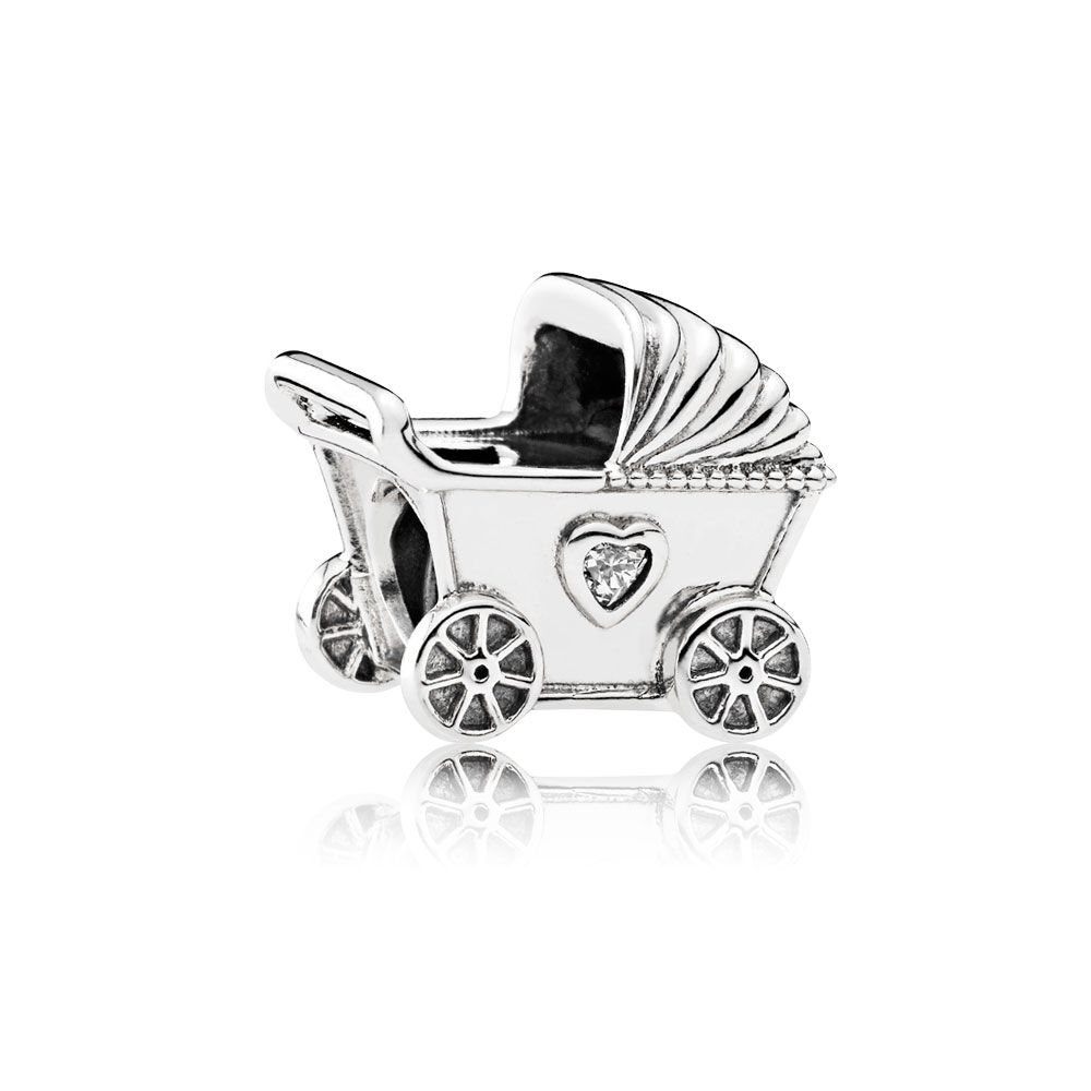 pandora baby charm