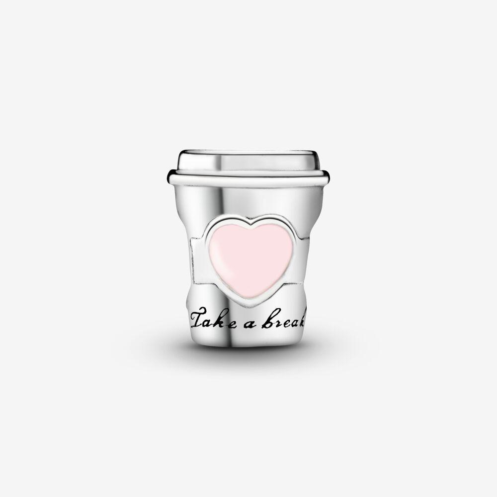 charm pandora caffe