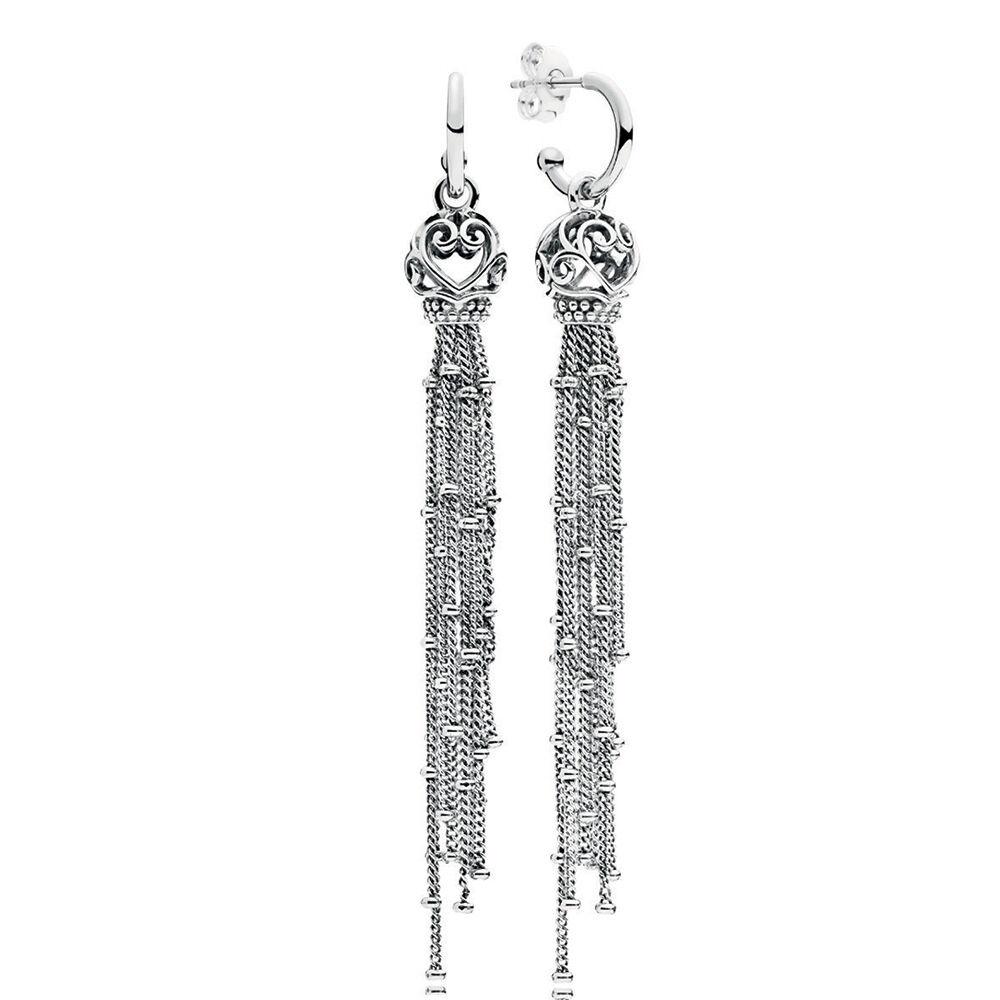 Enchanted Tassels Drop Earrings Pandora Jewelry Us