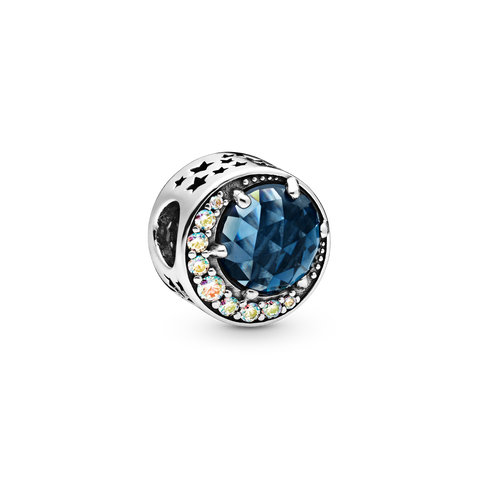 Charm Luna y Cielo Nocturno