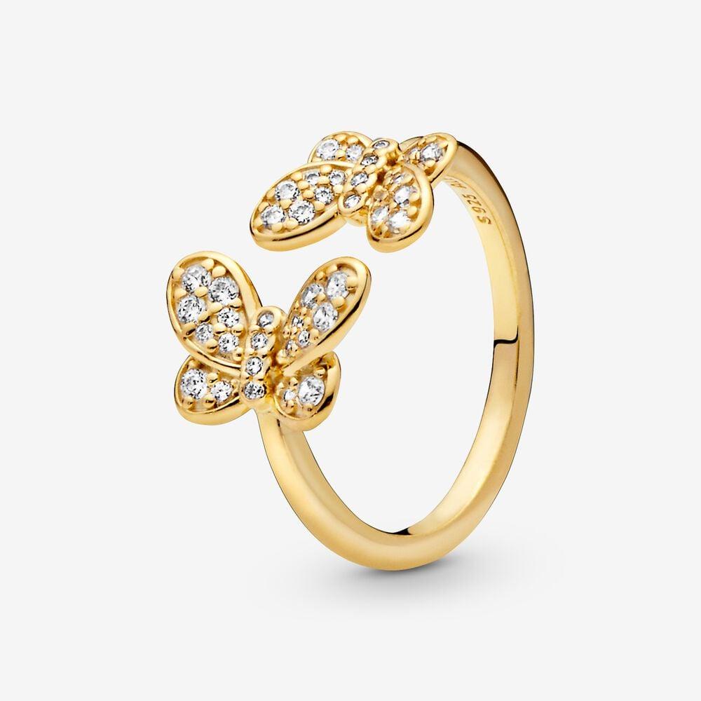 Butterfly Open Ring