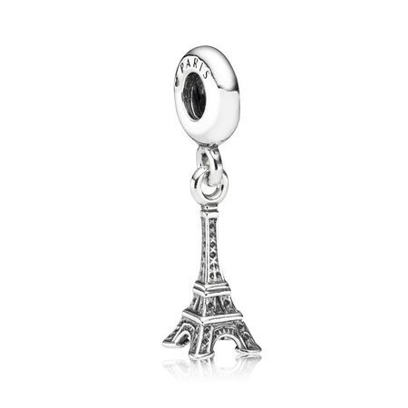 Eiffel Tower Dangle Charm
