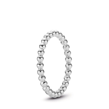 Eternal Clouds Stackable Ring