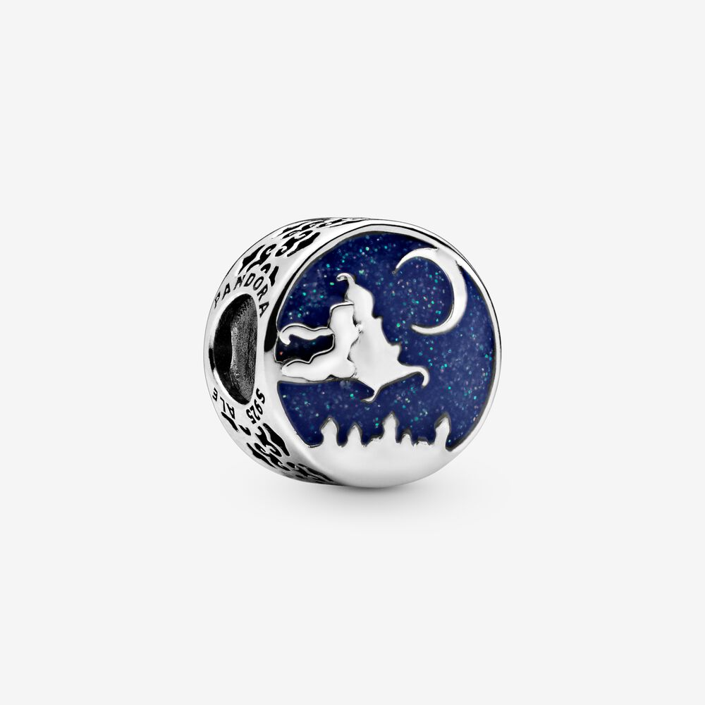 Magic Carpet Ride Charm | Disney Aladdin | Pandora US | Sterling ...