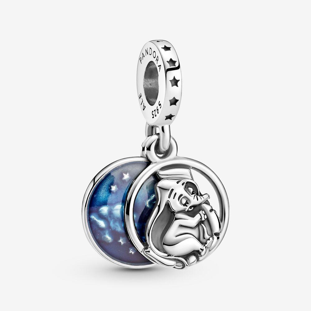 Disney Dumbo Sweet Dreams Dangle Charm | Sterling silver | Pandora US