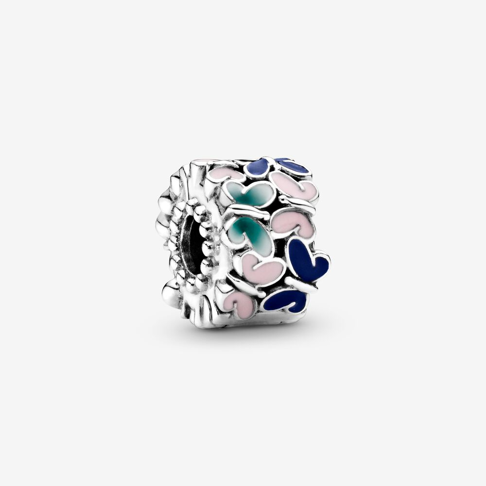 Butterfly Arrangement Clip   Sterling silver   Pandora US