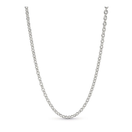 8cef36a6ef Sterling SIlver Chain Necklace Sterling silver