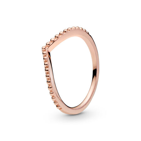 Beaded Wish Ring, PANDORA Rose™
