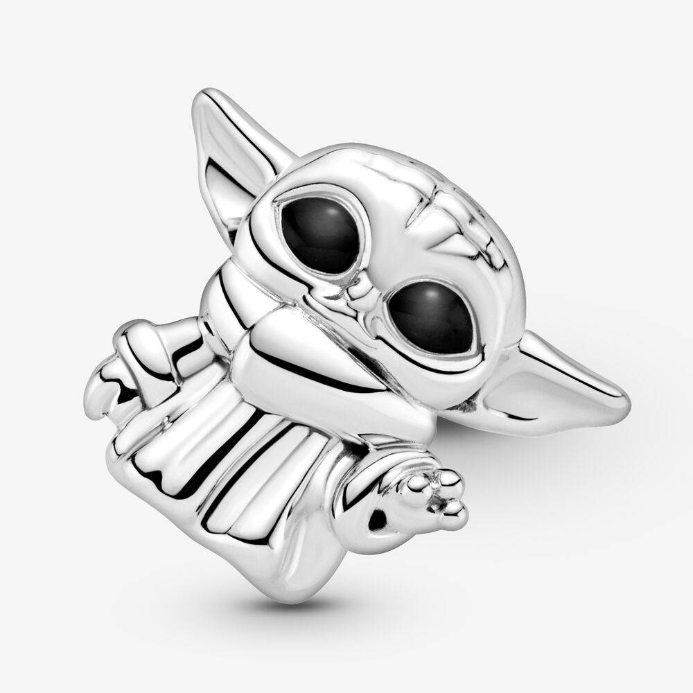 Star Wars™ Grogu™ Charm | Sterling silver | Pandora US