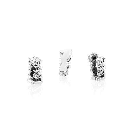 PANDORA Reflexions™ Love Clip Charm