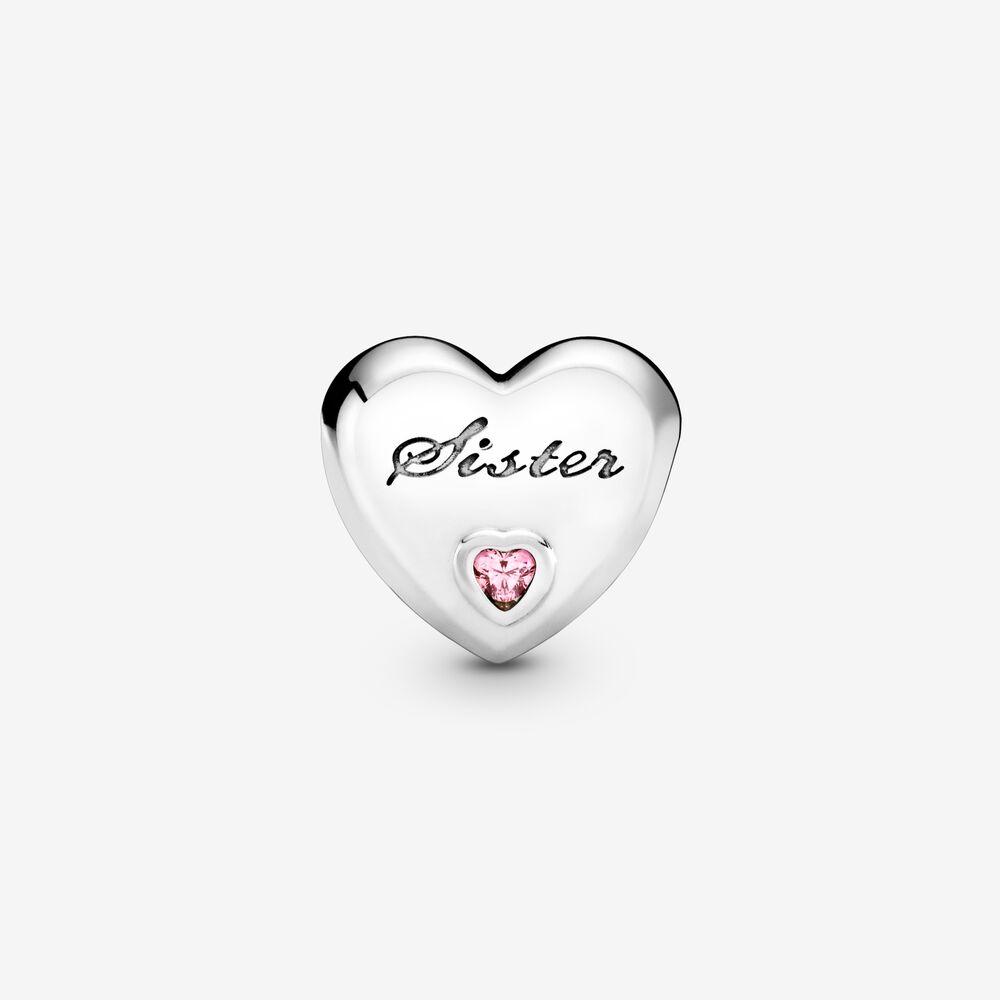 pandora charms rose gold sister