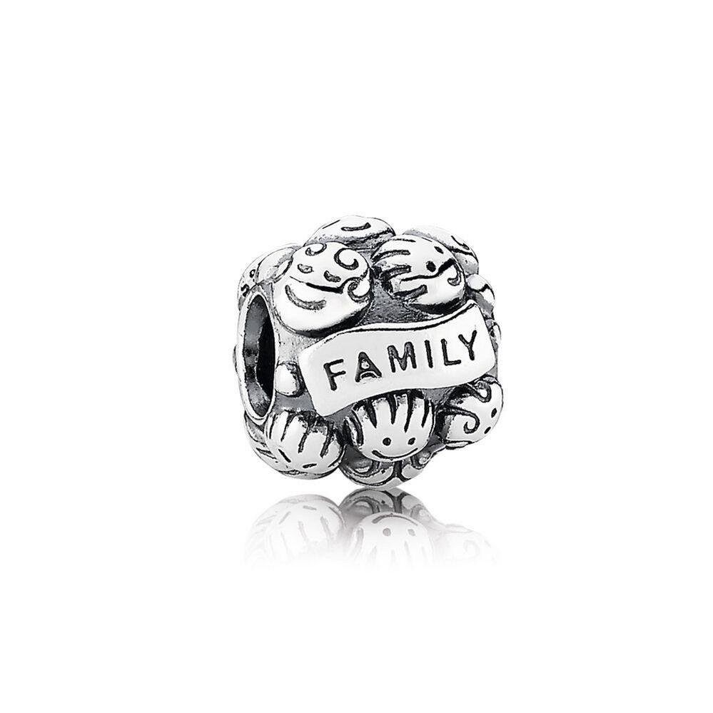 pandora charm family