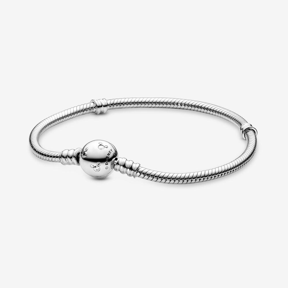 Mickey Mouse Bracelet Disney Bracelets Sterling Silver Pandora Us
