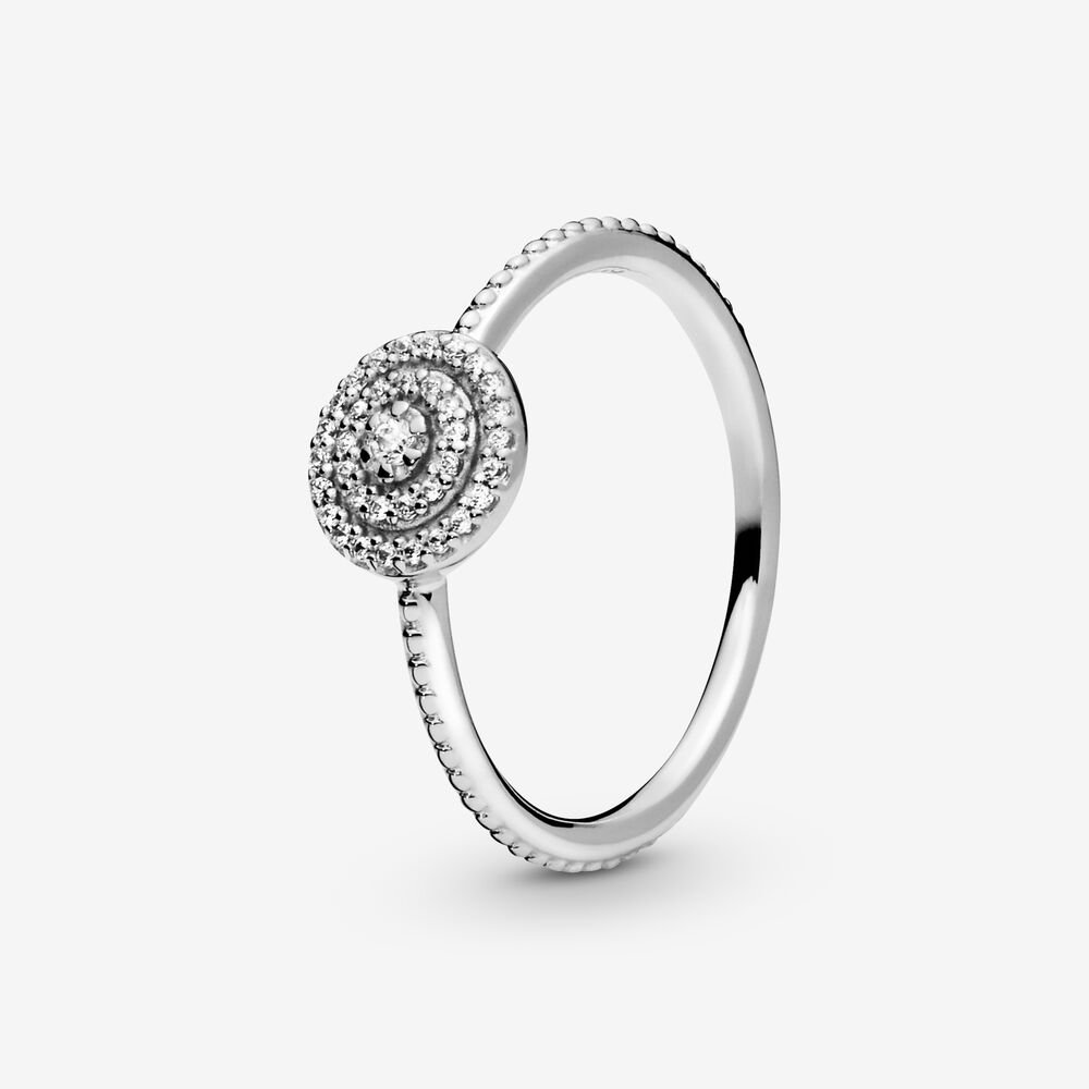 Elegant Sparkle Ring