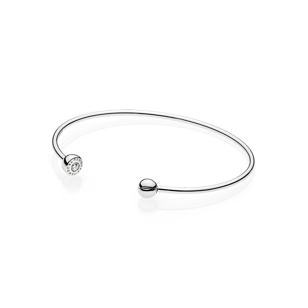 how mouseover clear us image to zoom open entwined cz en bangles jewelry bracelet bangle pandora a