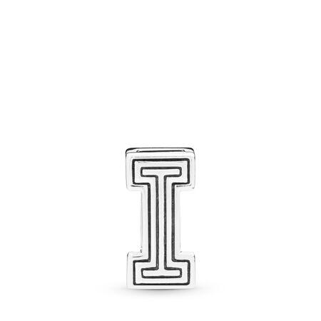 Pandora Reflexions™ Letter I Clip Charm