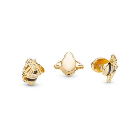 Pandora Reflexions™ Queen Bee Clip Charm, Pandora Shine™
