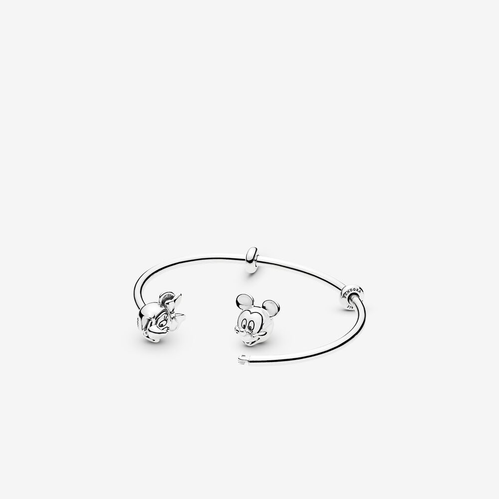 pandora bracelet jonc mickey