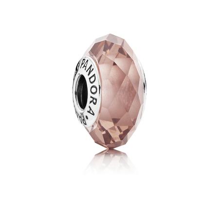 Fascinating Blush Charm, Blush Pink Crystal