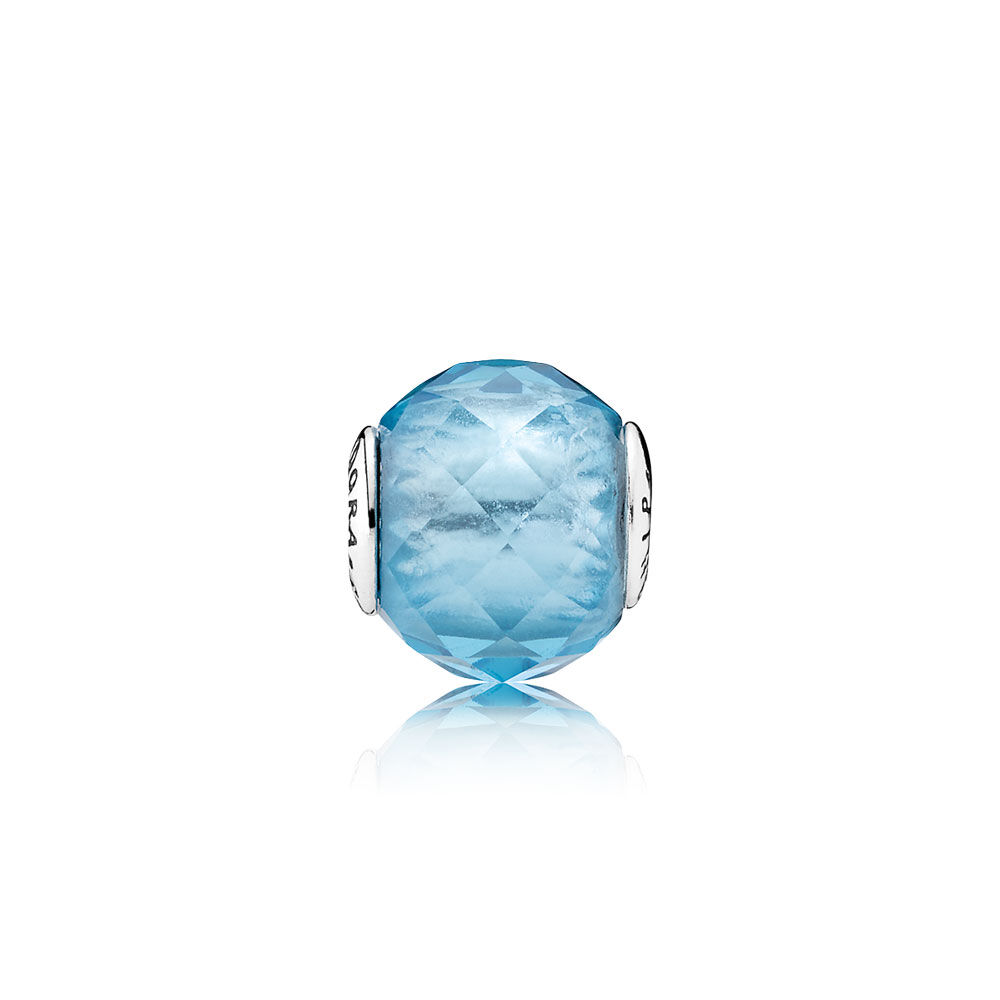 Friendship Charm Sky Blue Crystal Pandora Jewelry Us