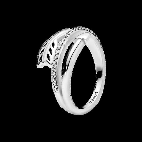 Wrap-Around Arrow Ring