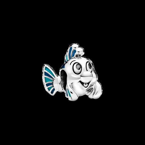 Dije Flounder de La Sirenita de Disney