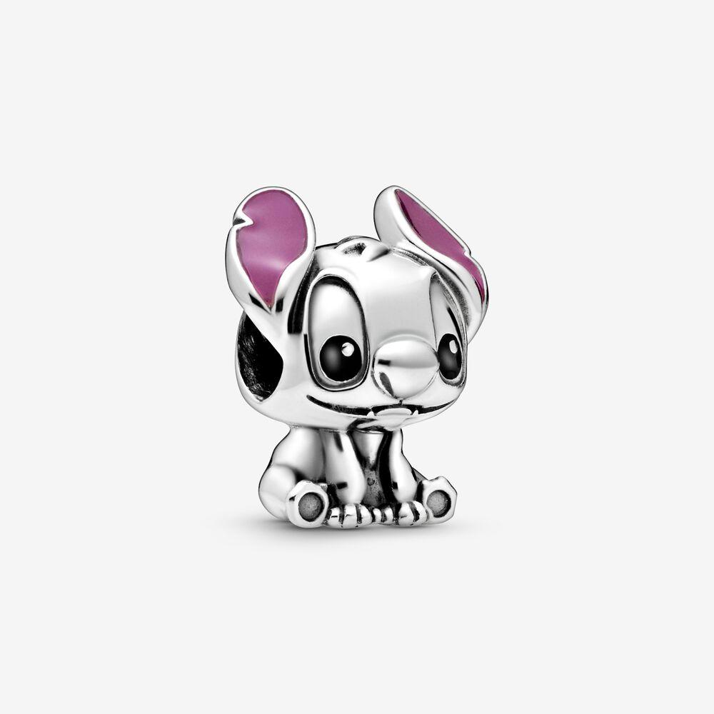 Disney Lilo and Stitch Charm | Sterling silver | Pandora US