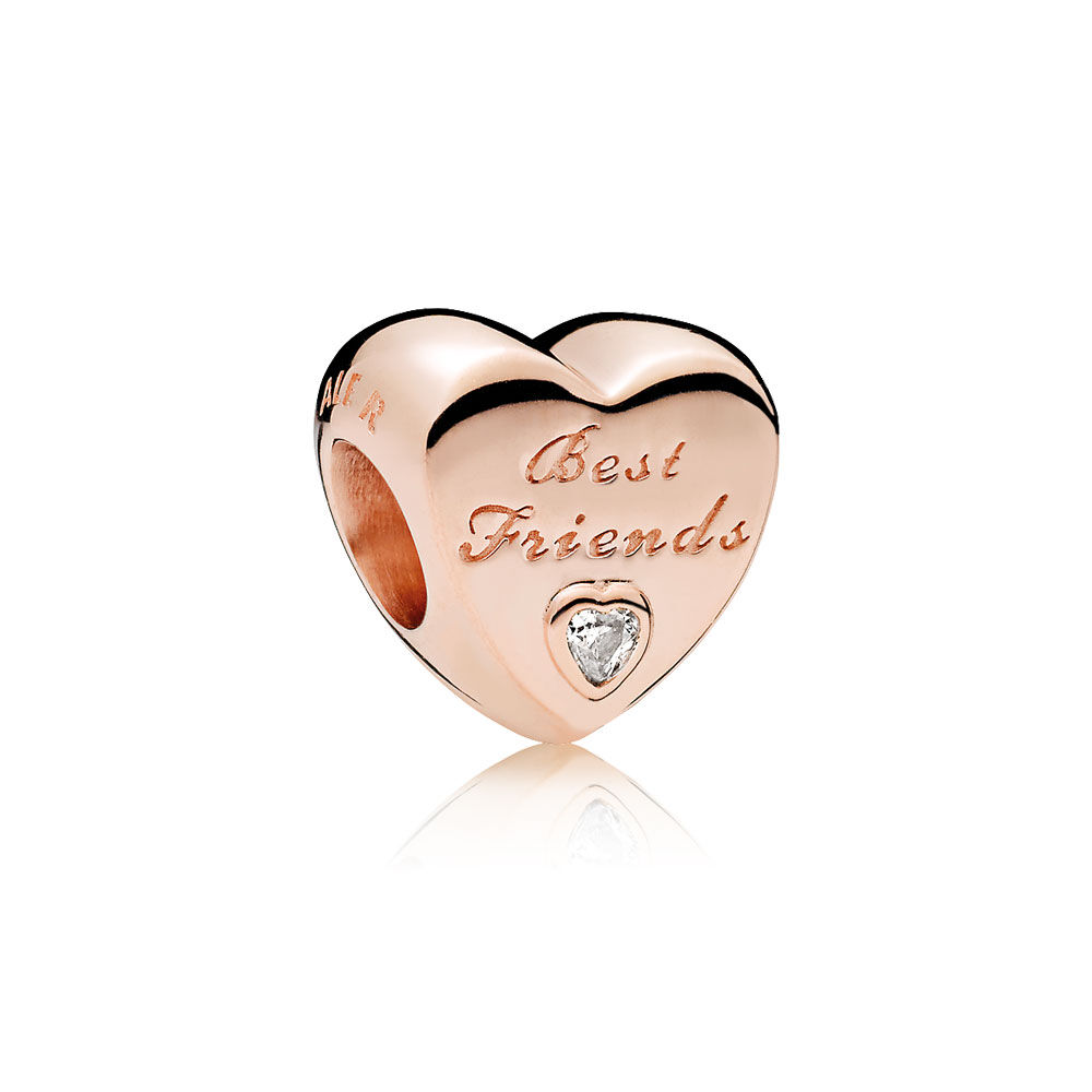 friend pandora charm
