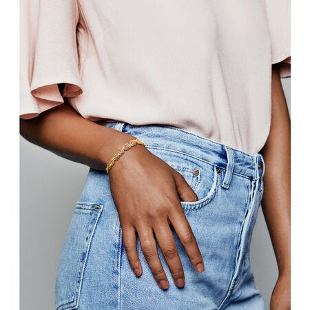 Openwork Butterflies Sliding Bracelet, Pandora Shine™