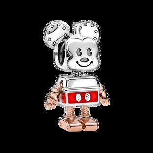 Disney Mickey Mouse Robot Charm