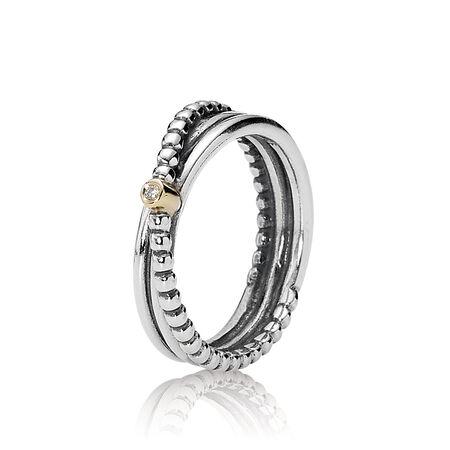 Rising Star Ring, Diamond
