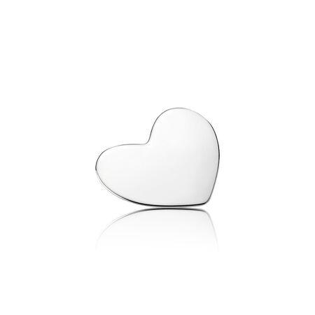 Heart Locket Plate, Medium