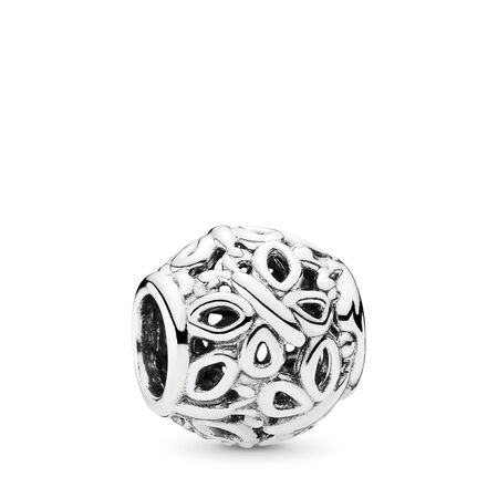 Butterfly Garden Charm, Sterling silver - PANDORA - #790895