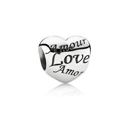 Language Of Love Charm