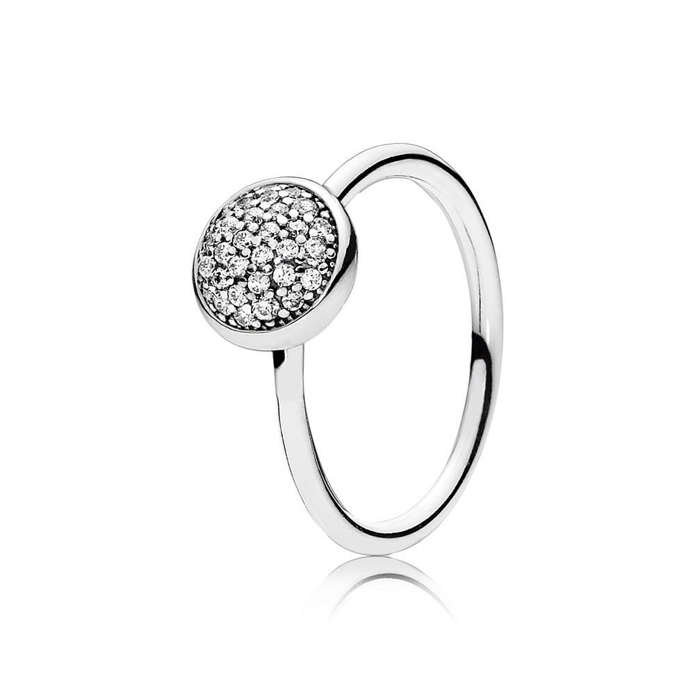 b55a149ff pandora droplets with clear cz ring for sale for sale