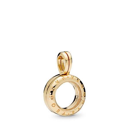PANDORA Locket Dangle Charm, PANDORA Shine™