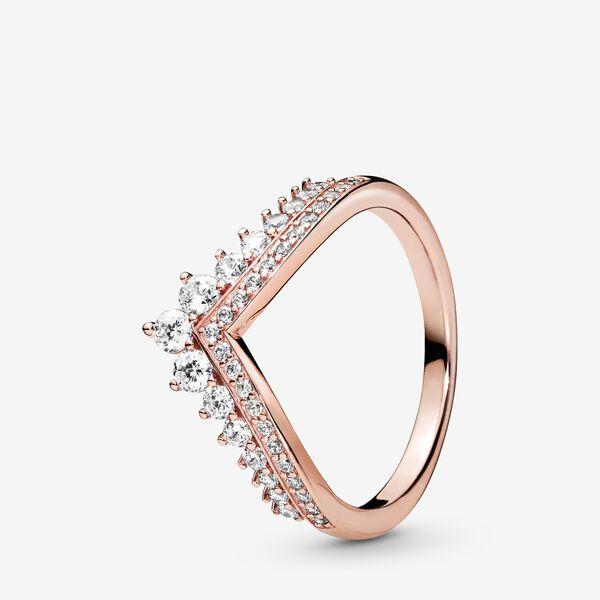 Princess Wishbone Ring Pandora Us