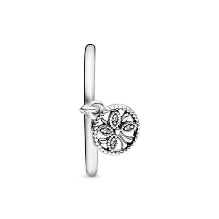 Pandora Tree of Life Ring